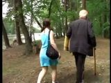Naive Teen Made Mistake By Going In The Woods With This Pervert