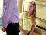 Piano Teacher And Sexy Teen Girl