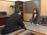 Japanese Boss Blackmail And Fuck His Secretary