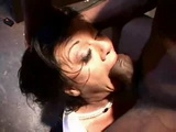 Mature Brutally Throat and Anal Fucked By Bunch Of Black Guys