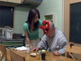 Japanese Wife Gets Tricked And Fucked By Her Pervert Father In Law While Husband Was At Work
