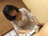 Japanese Housewife Nursing Husbands Young Cousin Couldnt Resist Boys Huge Boner