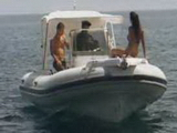 Anal Ride In The Boat