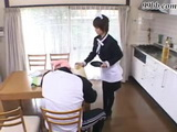 Japanese Maid Raped Humiliated And Pissed Uncensored