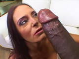 MILF Demolished With Huge Black Monster Cock