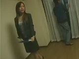 Japanese Real Estate Agent Fucked In Empty Apartment