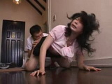 Japanese Housewife Roughly Fucked By Husbands Cousin