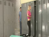 Janitor Attacked Teen Blonde In Locker Room 1
