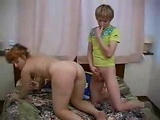 Russian Mom Fucked By Boy