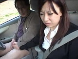 Driving Instructor Abuse Girl In Car