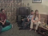 Amateur Teenager Orgy