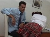 Naive Coed Teen Schoolgirl Picked Wrong Private Teacher